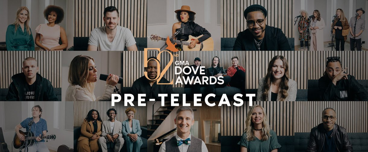 52nd Dove Award Performers
